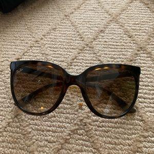 Women's Cat Eye Rayban sunglasses